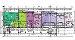 bouwvoorbereidingstekeningen_woonbedrijfsgebouw - Floor Plan - V 1