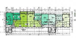 bouwvoorbereidingstekeningen_woonbedrijfsgebouw - Floor Plan - V 2