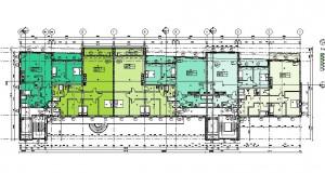 bouwvoorbereidingstekeningen_woonbedrijfsgebouw - Floor Plan - V 3
