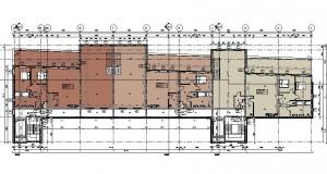 bouwvoorbereidingstekeningen_woonbedrijfsgebouw - Floor Plan - V 4